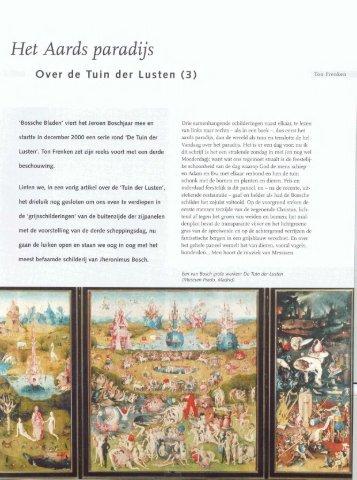 De duinsche hoeve rosmalen bossche encyclopedie for Tuinbladen nl