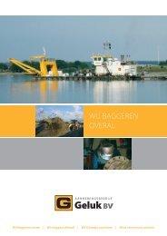 Download PDF Corporate brochure - Geluk BV