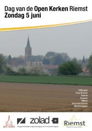 Open kerken Folder 2011.indd