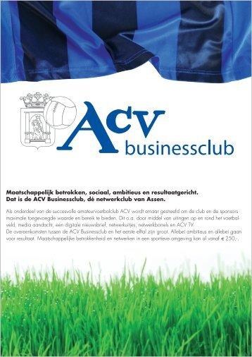 businessclub - ACV