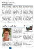 3 Morgensang 4 Sogneaftener 5 Nyt fra ... - Thisted Kirke - Page 6