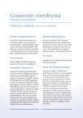 Crouzonin oireyhtymä - Kallon-ja kasvonluiden kasvuhäiriötä ... - Page 5