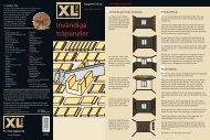 Invändiga träpaneler - XL Bygg