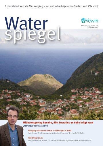 Download hier Waterspiegel 6 - Vewin