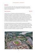 Jaarverslag 2011 - Sportraad Amsterdam - Page 6