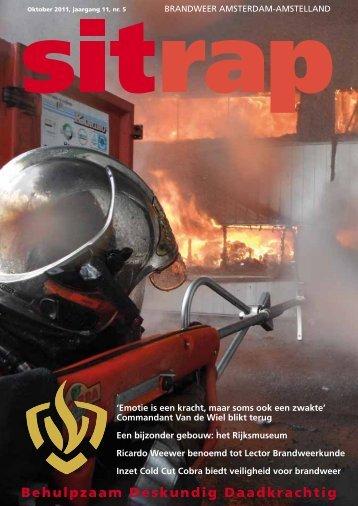 Sitrap oktober 2011 (PDF, 1,3 MB) - Brandweer
