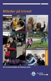 Billeder på trivsel - Aalborg Kommunale Skolevæsen