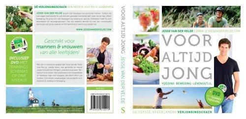 ALTIJD - Voor Altijd Jong Boek - Jesse van der Velde
