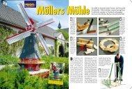 PROFI- Thema Müllers Mühle - Selbst ist der Mann