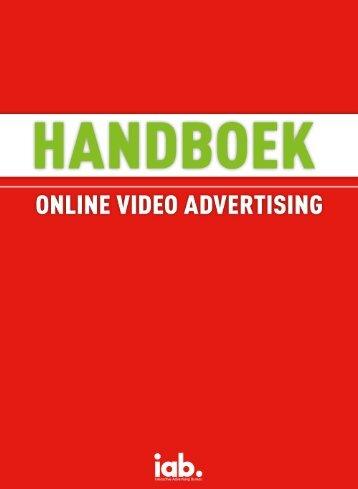 Handboek Online Video - Iab