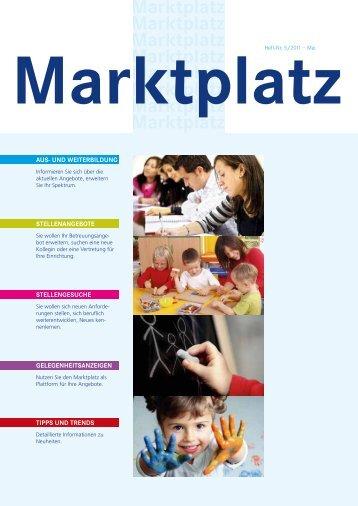 Marktplatz Marktplatz Marktplatz Marktplatz ... - Kindergarten Heute
