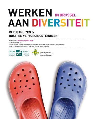 WERKEN - Centrum voor gelijkheid van kansen en voor ...