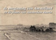 De cope-ontginning van Amstelland - theobakker.net