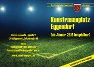 (ab Jänner 2013 bespielbar) - ASK Eggendorf