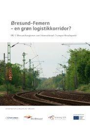 Kapitel 4. Klyngeanalyse af Greve- Køge- Ringsted ... - Øresund Org