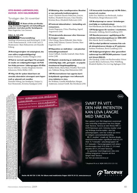 SLS Aktuellt - Medicinsk access