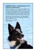 Studiefrämjandets kurser - Blekinge Kennelklubb - Page 2