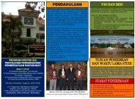Leaflet S3 Penyuluhan Pembangunan Pemberdayaan Masyarakat