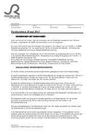 Persberichten 28 mei 2013 - Stad Roeselare