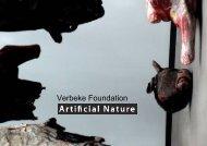 Catalogus Artificial Nature