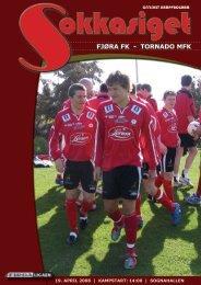 Nr 1 - 2008: Fjøra FK