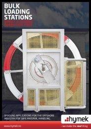 bulk loading stations single & double - Hymek