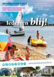 Informatiegids 2013 - Eiland van Maurik