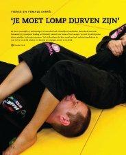 'JE MOET LOMP DURVEN ZIJN' - Brasa Team Holland