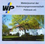 Urlaubs- und Reisezeit - Wohnungsgenossenschaft Pößneck