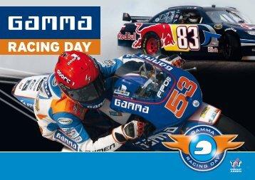 presentatie - Gamma Racing Day