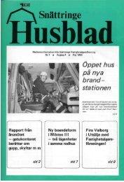 1983-1 - Snättringe fastighetsägareförening
