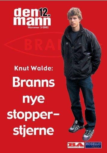 Knut Walde: - den 12. mann