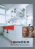 Varmeskabe/inkubatorer/ CO inkubatorer/ test- og klimaskabe ... - Page 2