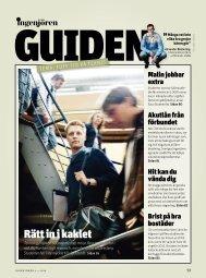 Guiden nr 4 2010 - Ingenjören