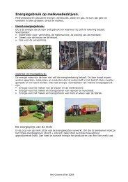 werkbladen met antwoorden - Het Groene Wiel