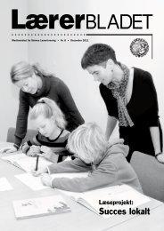 NIELS MUNKhOLM RASMUSSEN - Danmarks Lærerforening