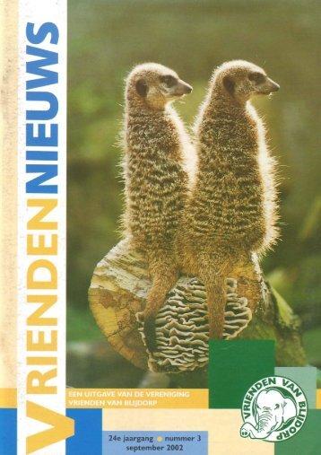 2002-24-03 - Vrienden van Blijdorp