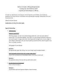 Referat af møde 18-03-13 - Ulfborg Sogn