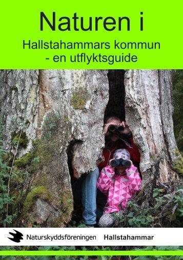 Naturguide (pdf 6 Mb) - Hallstahammar