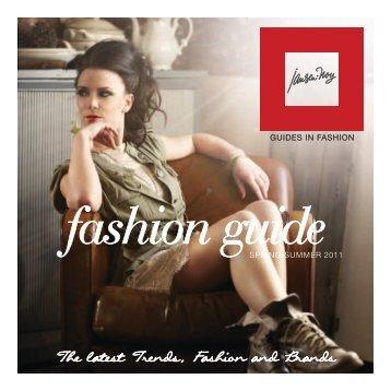 fashion guide - Gasterie Lieve Hemel