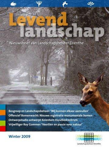Download deze nieuwsbrief - Landschapsbeheer Drenthe