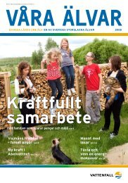 En resa längs Ume älv (PDF 3081 kB) - Vattenfall