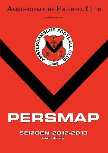 2012-2013 - AFC, Amsterdam