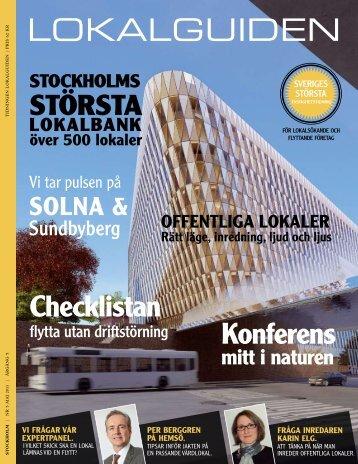 sundbyberg - Lokaler