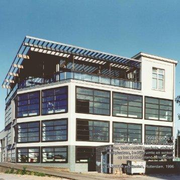 099 Loods 6 - Villanova Architecten