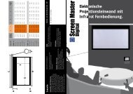 Prospekt im PDF-Format downloaden. - BBQ Master