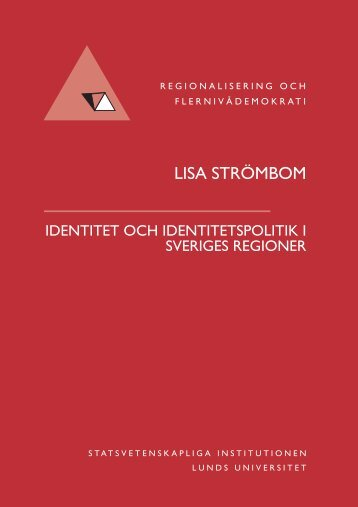 här - Statsvetenskapliga institutionen - Lunds universitet