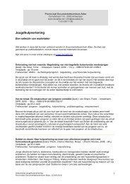 Jeugdhulpverlening - Antwerps Netwerk Psychosociale Zorg ...