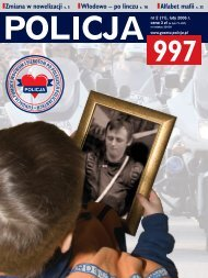 S∏u˝ba - Policja 997 - Policja.pl
