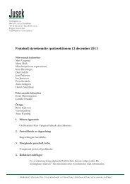 Protokoll styrelsemöte i polissektionen 12 december 2011 - Jusek